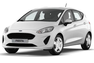 photo Ford Fiesta Trend 1.0 FOX 100cv