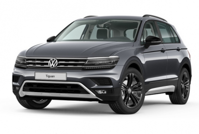Photo VW Tiguan Offroad 2.0 TDI 150 4Motion DSG7