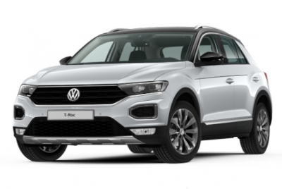 Photo VW T-Roc Sport 2.0 TDI 150 DSG7 4Motion