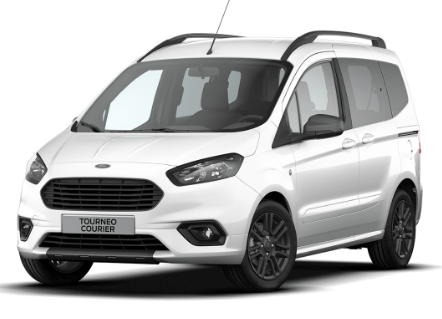 photo Ford Tourneo Courier Sport 1.5 Tdci 100