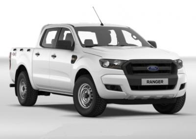 Photo Ford Ranger Double Cabine XL Tdci 170 4x4