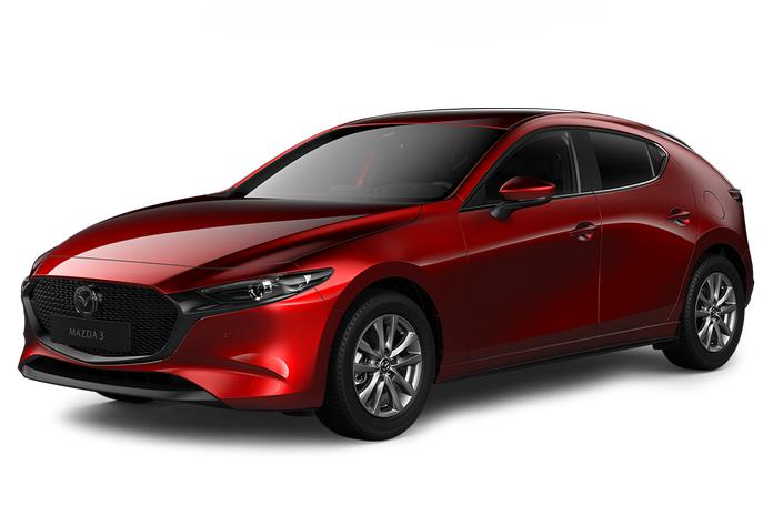 photo Mazda 3 Evolution 2.0 SkyActiv-G 122 cv Auto