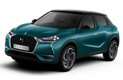Photo DS3 Crossback Grand Chic 1.5 BlueHDI 130 EAT8