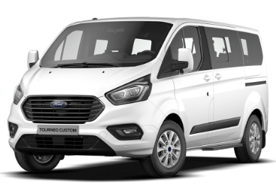 Photo Ford Tourneo Custom L1 Trend 2.0 Tdci 130 MHEV