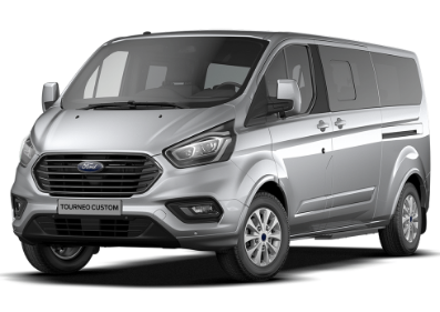 Photo Ford Tourneo Custom L2 310 Titanium 2.0 Tdci 130 MHEV