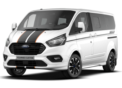 Photo Ford Tourneo Custom L1 Sport 2.0 Tdci 185 MHEV