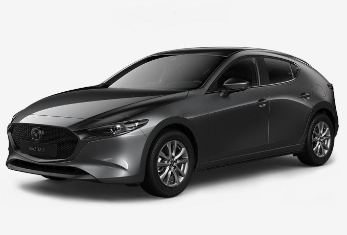photo Mazda 3 Origin 2.0 E-SkyActiv-X M Hybrid 186