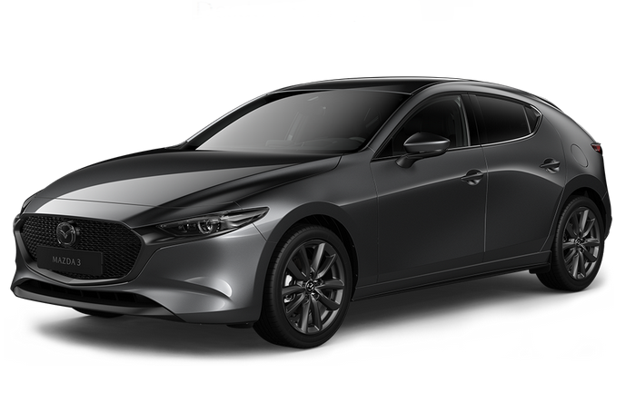 photo Mazda 3 Zenith-X Safety Black 2.0 SkyActiv-X 180 Auto Hybrid