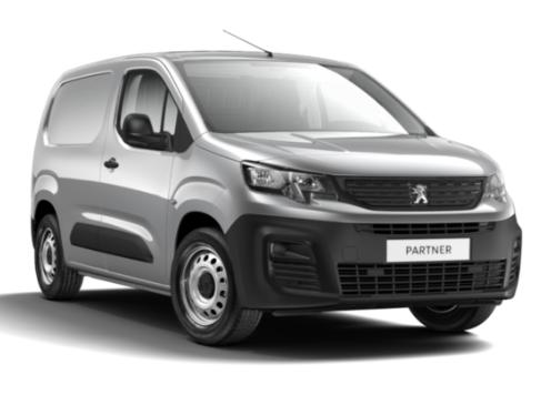 photo Peugeot Partner Pro Standard BlueHDI 100
