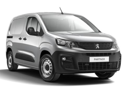 photo Peugeot Partner Premium Standard BlueHDI 75