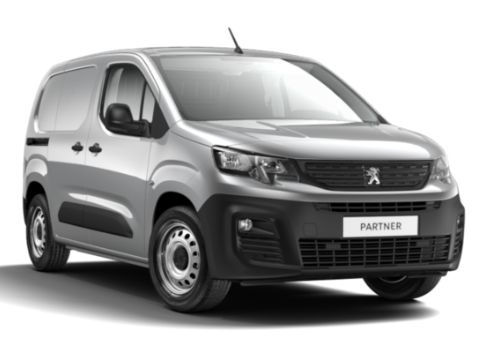 photo Peugeot Partner Premium Standard BlueHDI 100