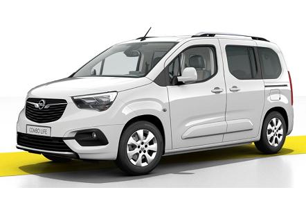 photo Opel Combo Life Innovation 1.5 TD 130 AT8 S&S