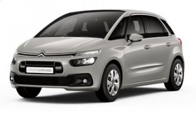 Photo Citroen C4 SpaceTourer Live 1.2 PureTech 130 S&S EAT8