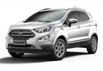 Photo Ford Ecosport Titanium 1.5 Ecoblue 100