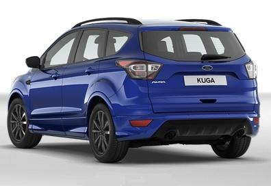 ford kuga st line 2 0 tdci 180 4wd priscar. Black Bedroom Furniture Sets. Home Design Ideas