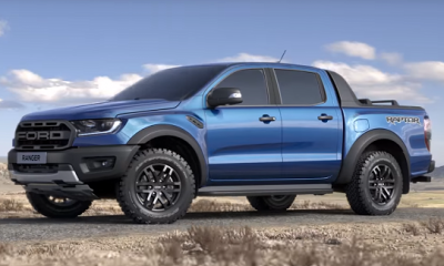 Photo Ford Ranger Raptor Double Cabine 2.0 Ecoblue 213 Auto 4x4