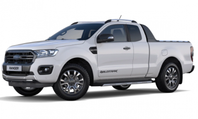 Photo Ford Ranger Super Cab Wildtrak Ecoblue 213 4x4
