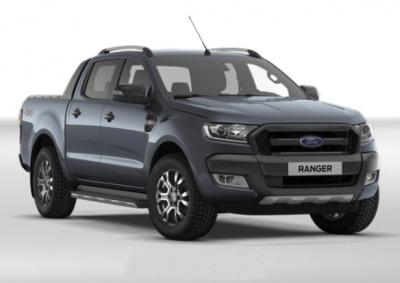 Photo Ford Ranger Double Cabine Wildtrak Ecoblue 213 4x4