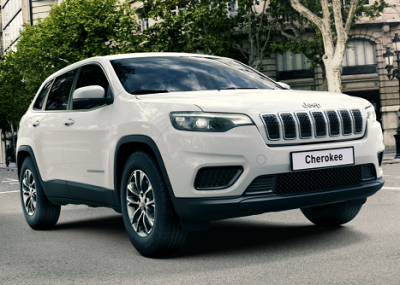 Photo Jeep Cherokee Longitude 2.2D 195 AT9 2WD