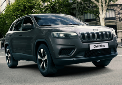Photo Jeep Cherokee Limited 2.2D 195 AT9 4WD