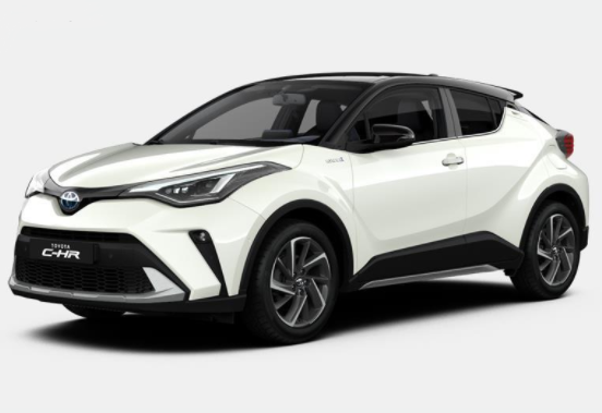 photo Toyota C-HR Dynamic Plus 2.0 e-CVT 184 Hybrid 2WD
