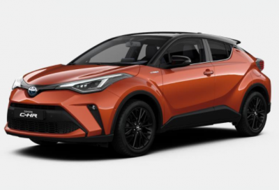 Photo Toyota C-HR Kaji Edition 2.0 e-CVT 184 Hybrid 2WD