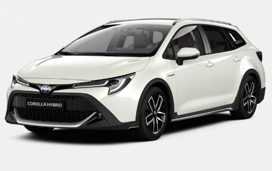 photo Toyota Corolla Touring Sport Trek 2.0 E-CVT 180H