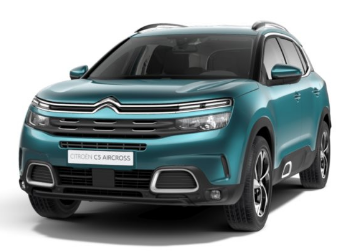 Photo Citroen C5 Aircross Feel Hybrid 225 e-EAT8