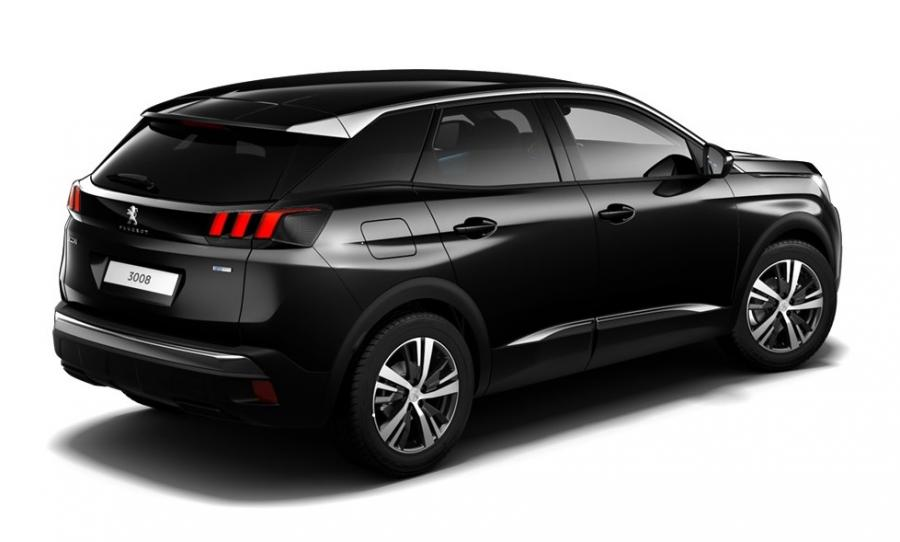 peugeot 3008 gt line 1 6 thp 165 eat6 s s priscar. Black Bedroom Furniture Sets. Home Design Ideas