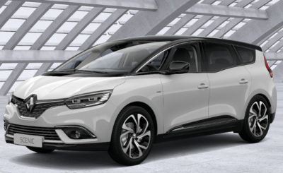 Photo Renault Grand Scénic 4 Bose Edition Blue Dci 150 EDC