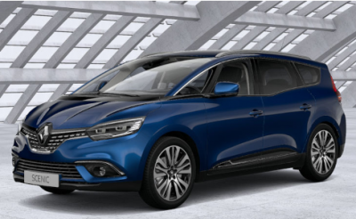 Photo Renault Grand Scénic 4 Initiale Paris Blue Dci 150 EDC