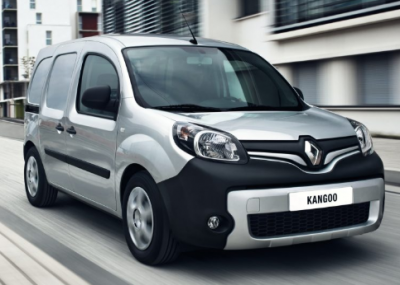 Photo Renault Kangoo Grand Confort Dci 95