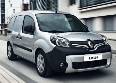 photo Renault Kangoo Grand Confort Dci 115