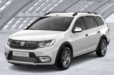 Photo Dacia Logan MCV Stepway Dci 95