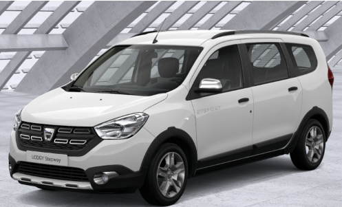 photo Dacia Lodgy Stepway Dci 95 7 places