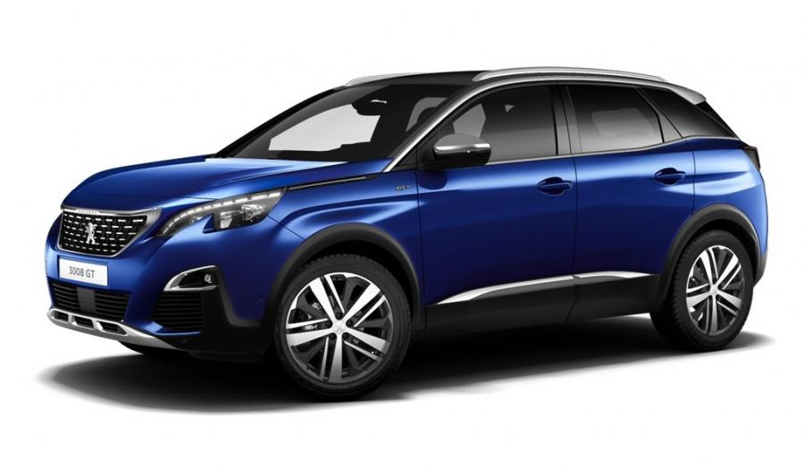 photo Peugeot 3008 GT 2.0 BlueHDI 180 S&S EAT8