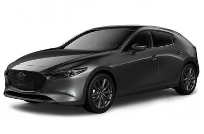 Photo Mazda 3 Zenith-X Safety Black 2.0 SkyActiv-X 180 AWD Hybrid