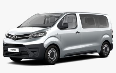 Photo Toyota Proace Combi Medium 1.5 D-4D 100
