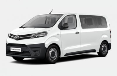 Photo Toyota Proace Combi GX Medium 1.5 D-4D 120