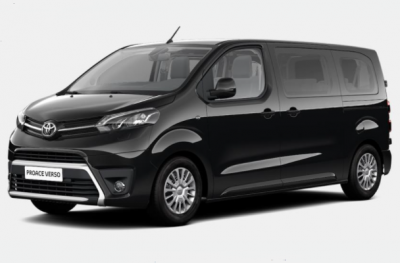 Photo Toyota Proace Shuttle VX Medium 1.5 D-4D 120