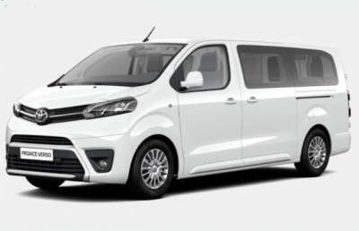 Photo Toyota Proace Shuttle VX Long 1.5 D-4D 120