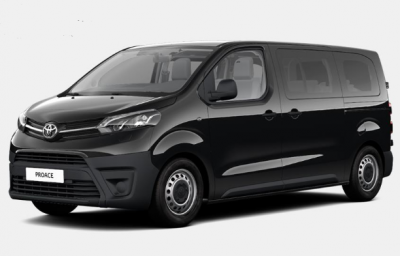 Photo Toyota Proace Shuttle Active Medium 1.5 D-4D 120 Auto