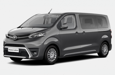 Photo Toyota Proace Shuttle VX Plus Medium 2.0 D 140