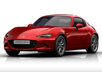 photo Mazda MX5 RF Dark Red Edition 2.0L SkyActiv-G 184 i-Stop & i-Eloop