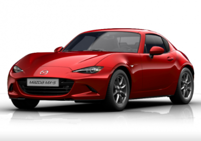 Photo Mazda MX5 RF Dark Red Edition 2.0L SkyActiv-G 184 i-Stop & i-Eloop