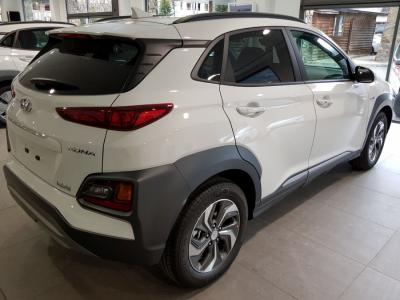 Photo Hyundaï Kona Tecno Red 1.6 GDI Hybrid 141 6-DCT 2WD