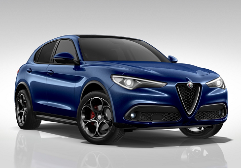 photo Alfa Roméo Stelvio Veloce 2.2 JTDm 210 AT8 Q4