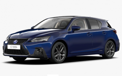 Photo Lexus CT 200H F Sport 1.8 e-CVT 136