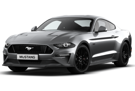 photo Ford Mustang Fastback GT 5.0 Ti-VCT V8 450 ch BVA10