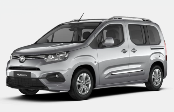 photo Toyota Proace City Family Active L1 1.2 Puretech 130 AT8